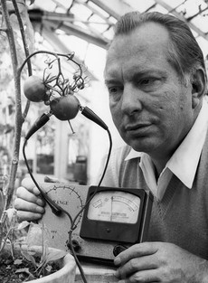 Crackpot founder L. Ron Hubbard.