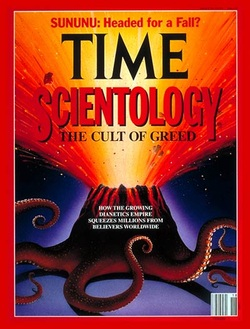 Time magazine's famous 1991 cover story.